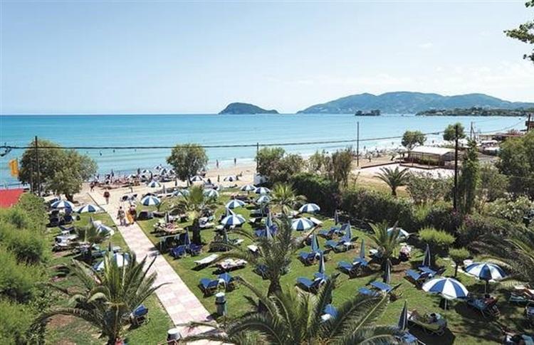 Hotel Poseidon Beach Laganas
