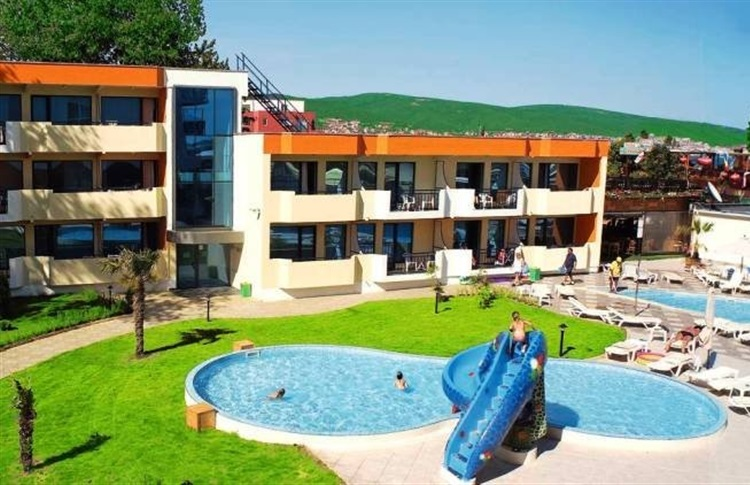 Glarus Beach Hotel Bulgaria Review