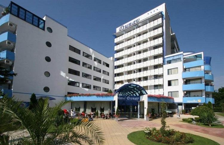 Hotel Dunav Sunny Beach Bulgaria