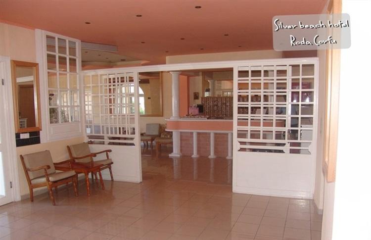 Silver Beach Hotel And Annexe Apartments Roda Corfu Greece