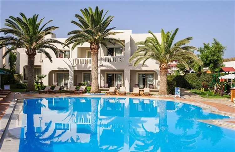 Hotel Amalthia Beach Resort Crete