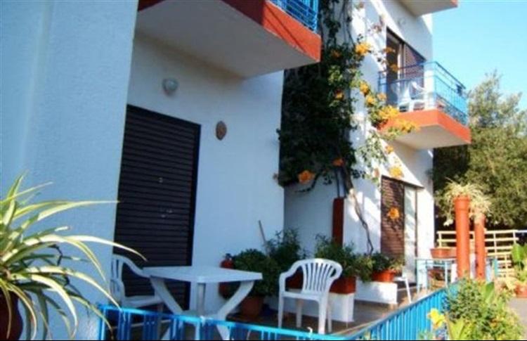 Hotel Sailors Apartments Kavos