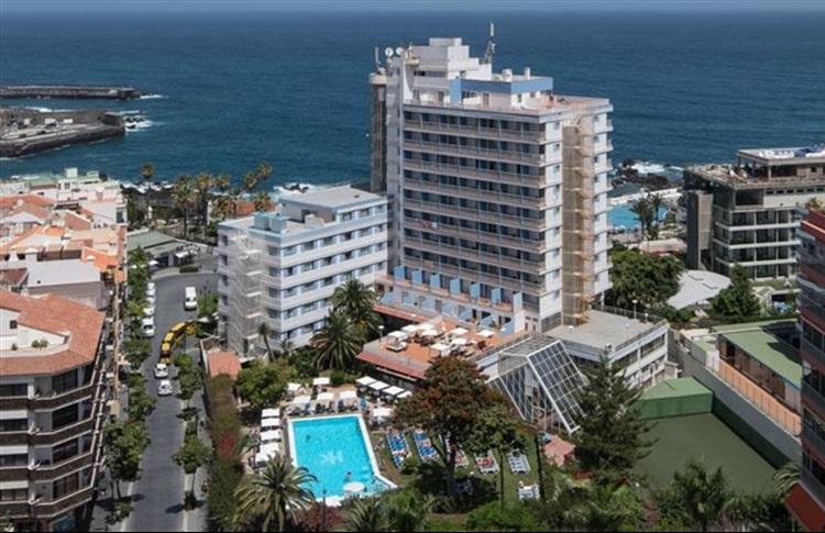 Catalonia Las Vegas Hotel Tenerife Island