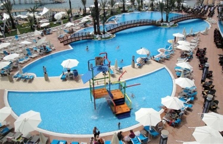 Granada Luxury Resort And Spa Alanya Turkey
