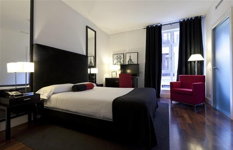 Hotel Quatro Puerta Del Sol Madrid Regiunea Madrid Spania