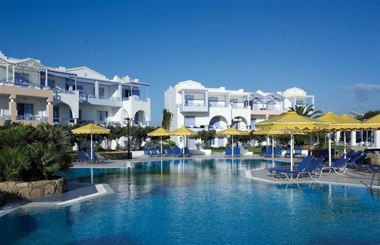 Anissaras Crete Serita Beach Hotel Book Room