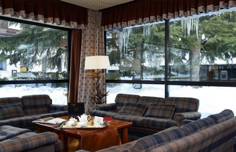 Courmayeur Grand Hotel Royal E Golf