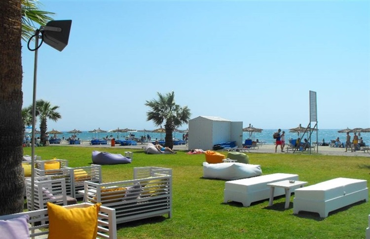 Flamingo Beach Hotel Larnaca