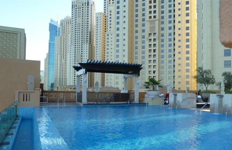 Hotel Sofitel Dubai Jumeirah Beach Luxury