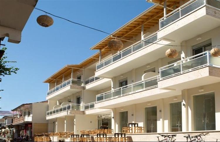 Grand Theoni Hotel Suites Spa Lefkada