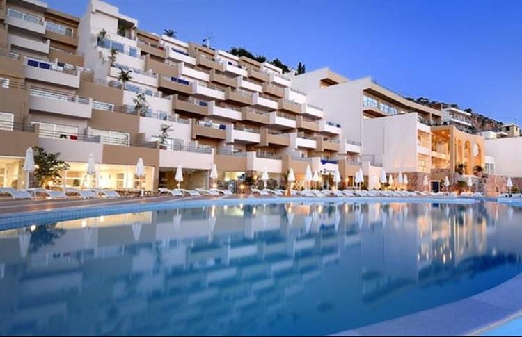 Blue Marine Resort Spa Hotel Agios Nikolaos