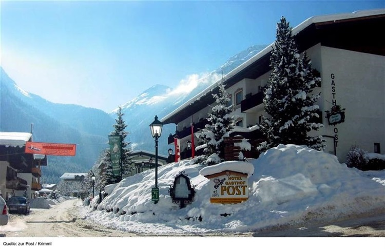 Hotel Gasthof Post Krimml