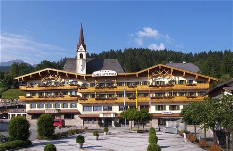 Hotel Fieberbrunn Alte Post