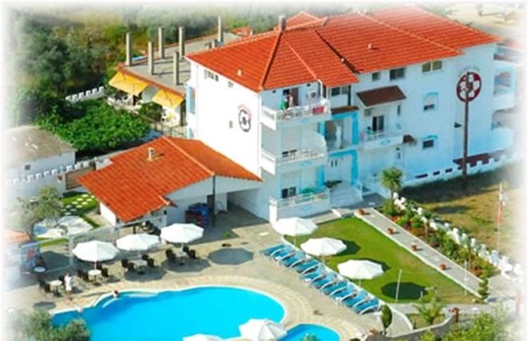 erics apartments and studios skala potamia thassos grecia