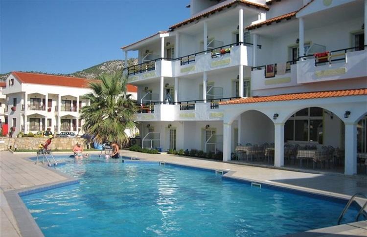 Hotel Rachoni Bay Resort Thassos