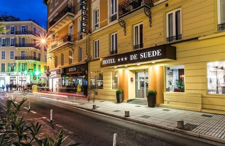 book at hotel de suede nice cote d azur france. Black Bedroom Furniture Sets. Home Design Ideas