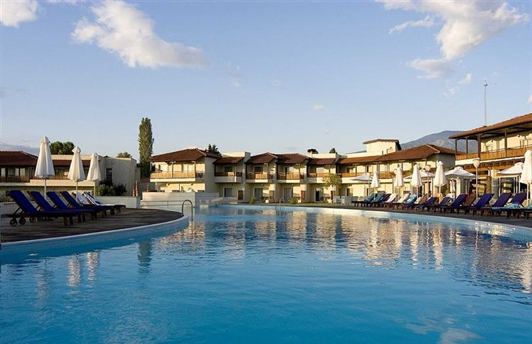 Hotel Dion Palace Resort Litochoro