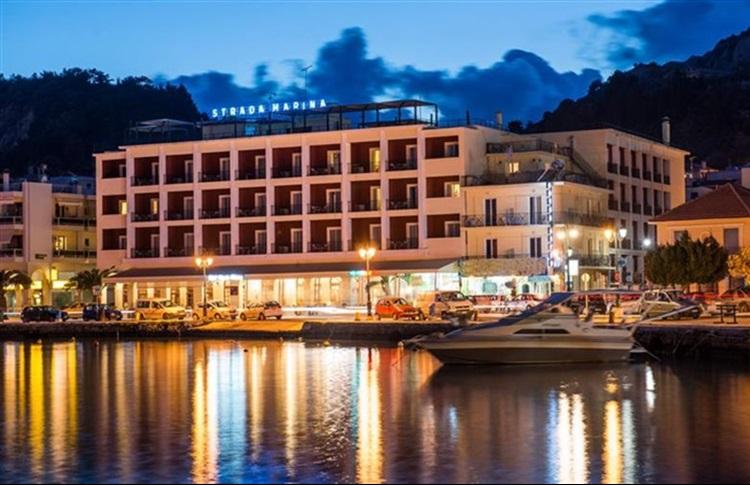 Hotel Strada Marina Zante