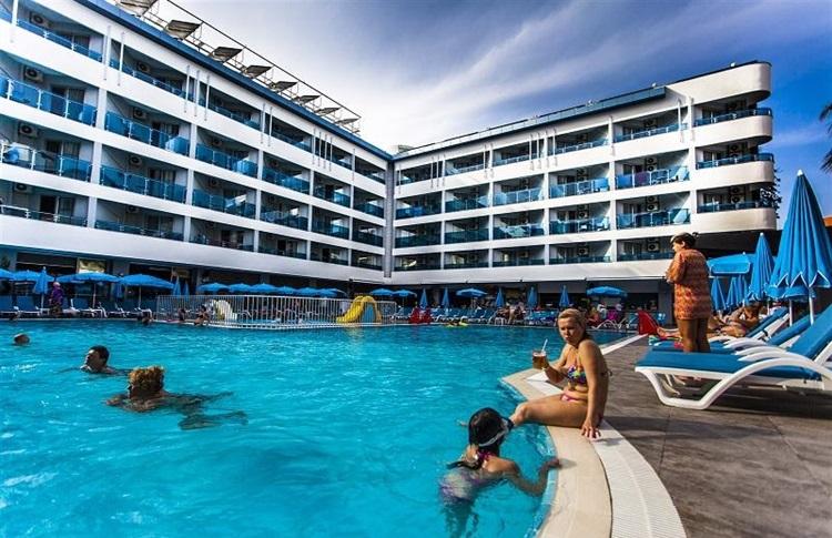 Avena Resort Spa Hotel Alanya Booking