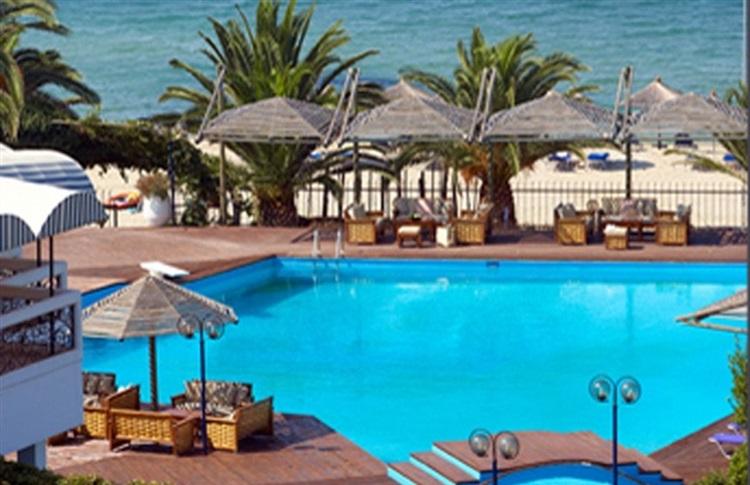 Hotel Kamari Beach Potos Thassos