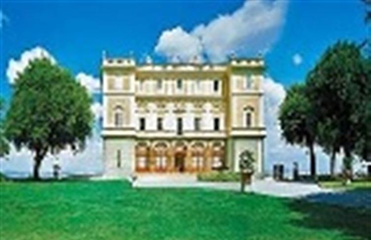 Hotel Villa Grazioli Roma Booking