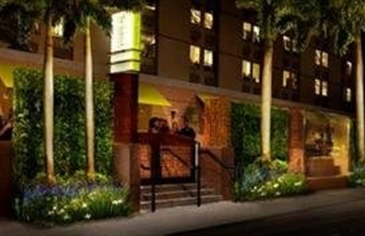 Hotel Hilton Garden Inn Los Angeles Hollywood Los Angeles California Statele Unite