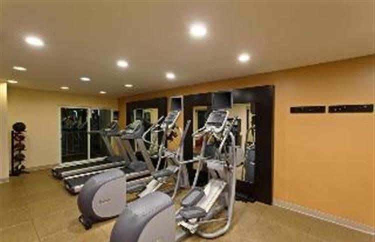 Hilton Garden Inn Marina Del Rey Room Map