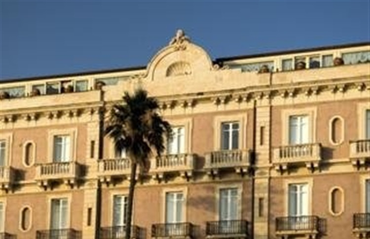 Des Etrangers Hotel And Spa Siracusa Sicily