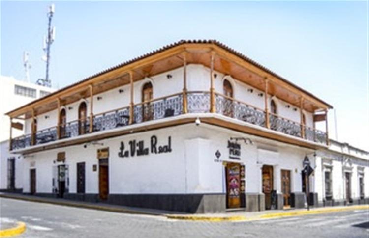 Le Foyer Hotel Arequipa : Le foyer hostel arequipa peru
