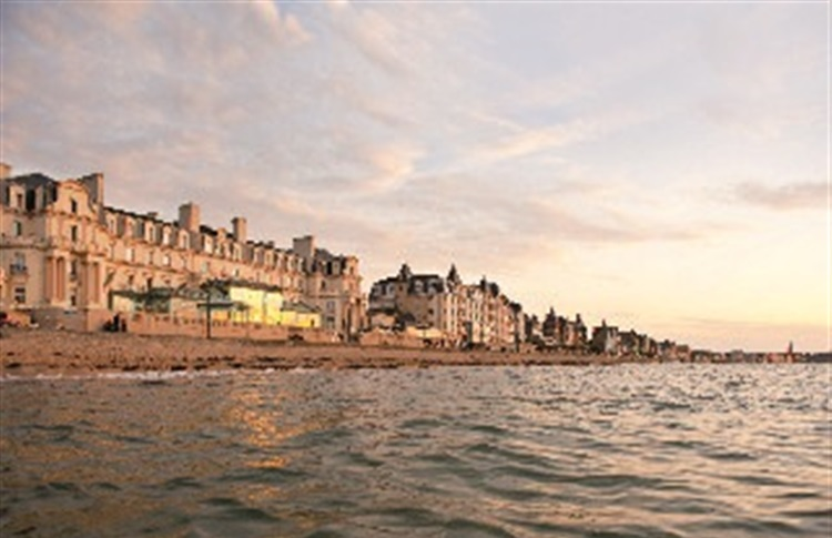Hotel Des Thermes St Malo