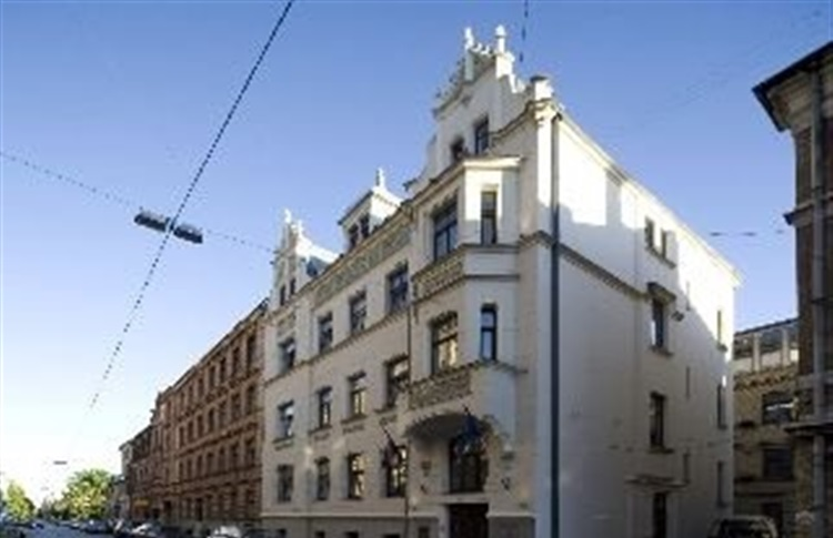 Rixwell terrace design hotel riga letonia letonia for Design hotel riga