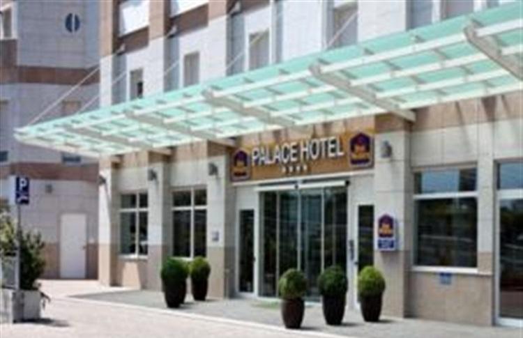 Best Western Palace Hotel San Marino Booking