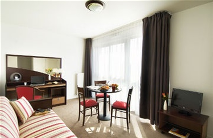 Hotel appart city paris clichy clichy regiunea paris franta for Appart hotel paris 6