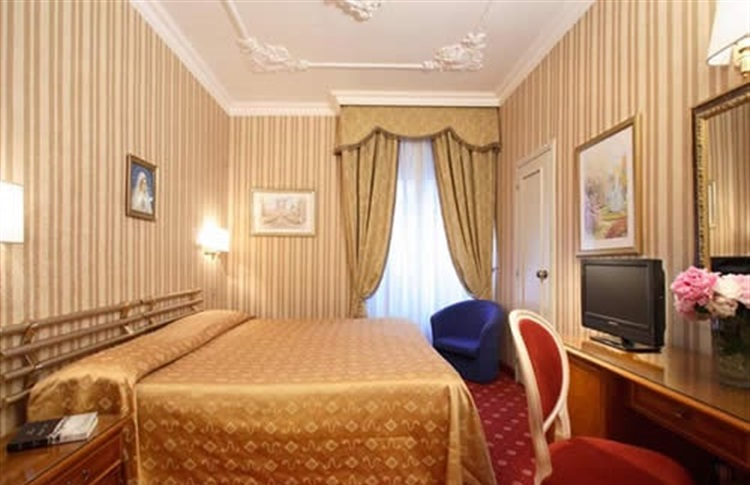 Hotel Eliseo Roma Booking