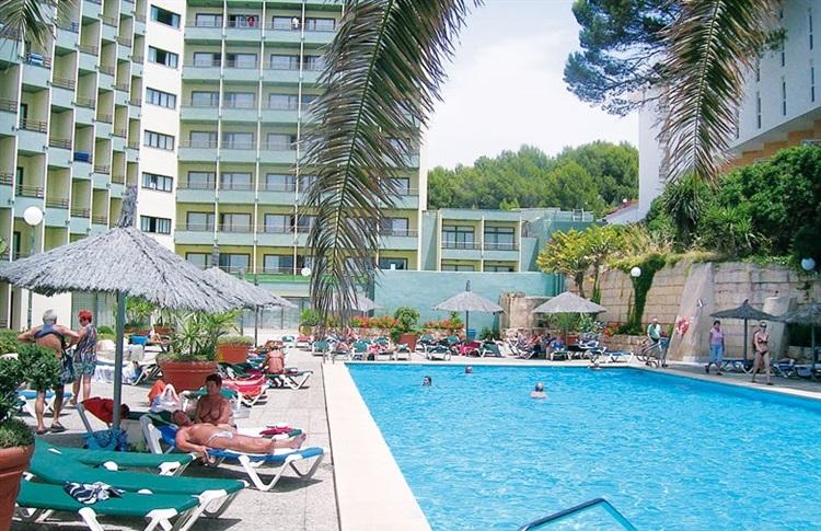 Book at Hotel Beverly Playa, Paguera, Mallorca, Spain  Book at Hotel B...