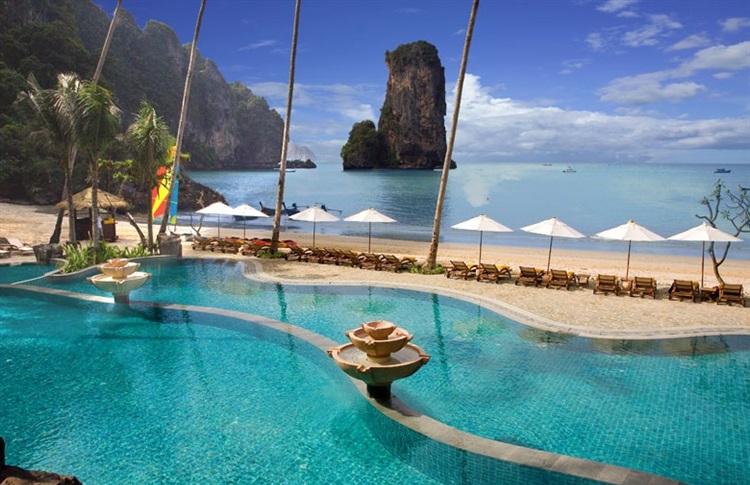 Hotel Centara Grand Beach Resort And Villas Krabi