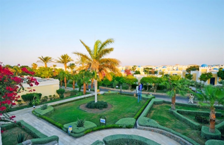 Lillyland Beach Hotel Hurghada