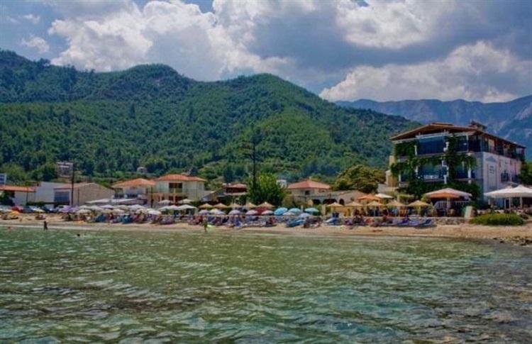 Blue Sea Beach Resort Thassos