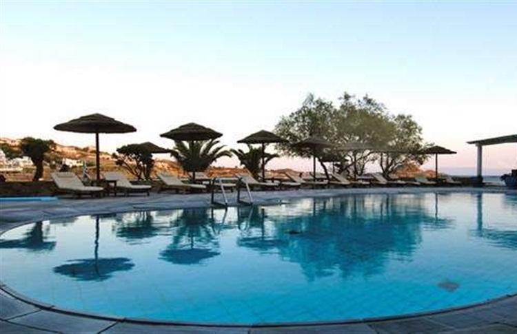 Petinos Hotel  Mykonos Grecia