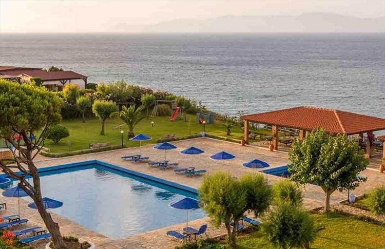Achaia Beach Hotel Booking