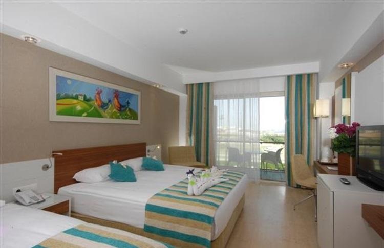 Sunis Evren Beach Resort Hotel Spa Side