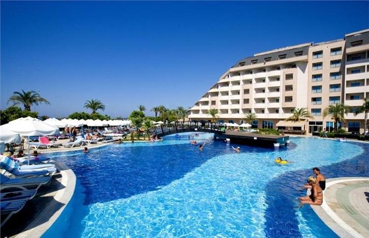 Long Beach Resort Hotel Alanya Booking