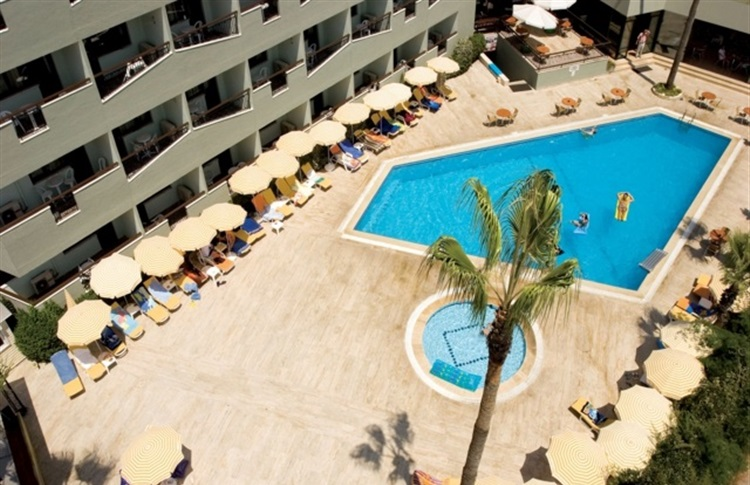 Elysee Hotel Alanya Booking Com