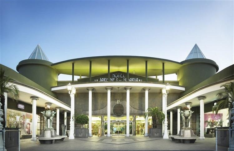 Hotel jardines de nivaria costa adeje insula tenerife spania for Hotel jardines de nivaria