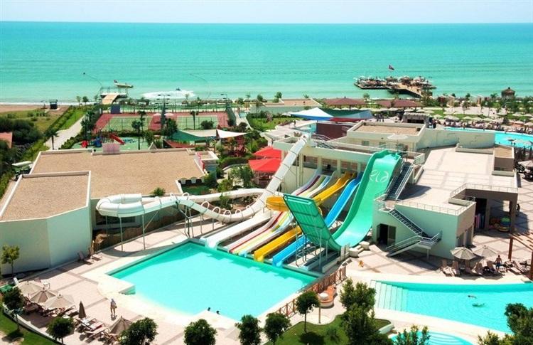 Ela Quality Resort Hotel Belek