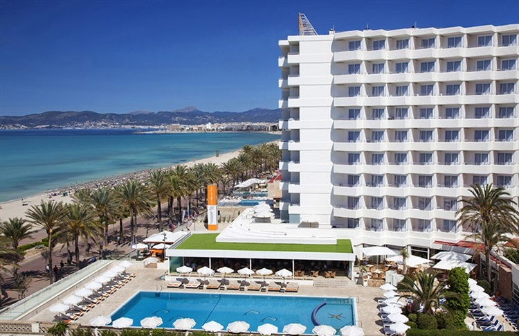 Hotel Hm Gran Fiesta Mallorca