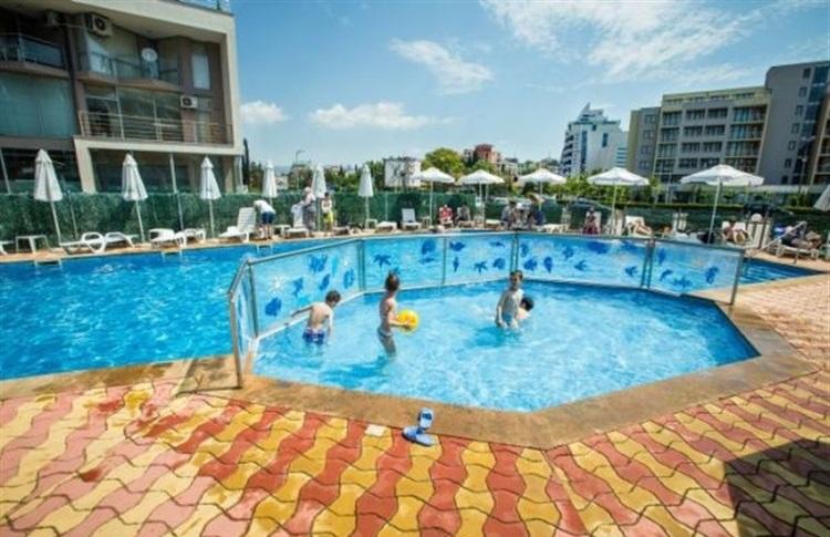Hotel Bohemi Sunny Beach