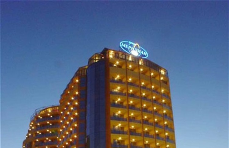 Hotel Smartline Meridian  Sunny Beach
